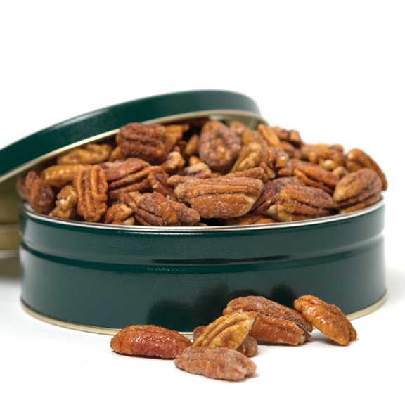 No Sugar Added Sweet & Spicy Pecans