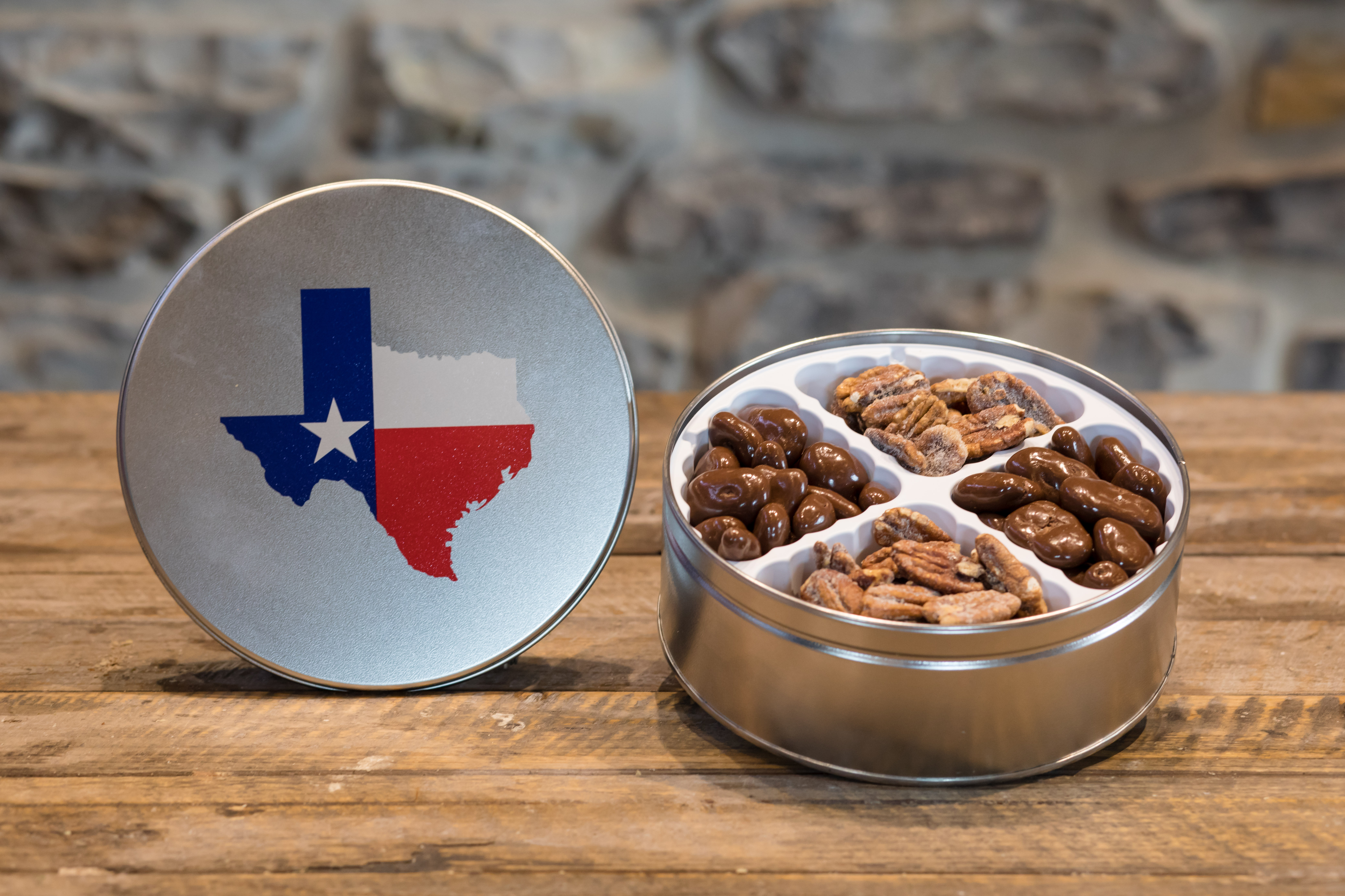 Pride of Texas - 1 lb. 8 oz. Gift Tin