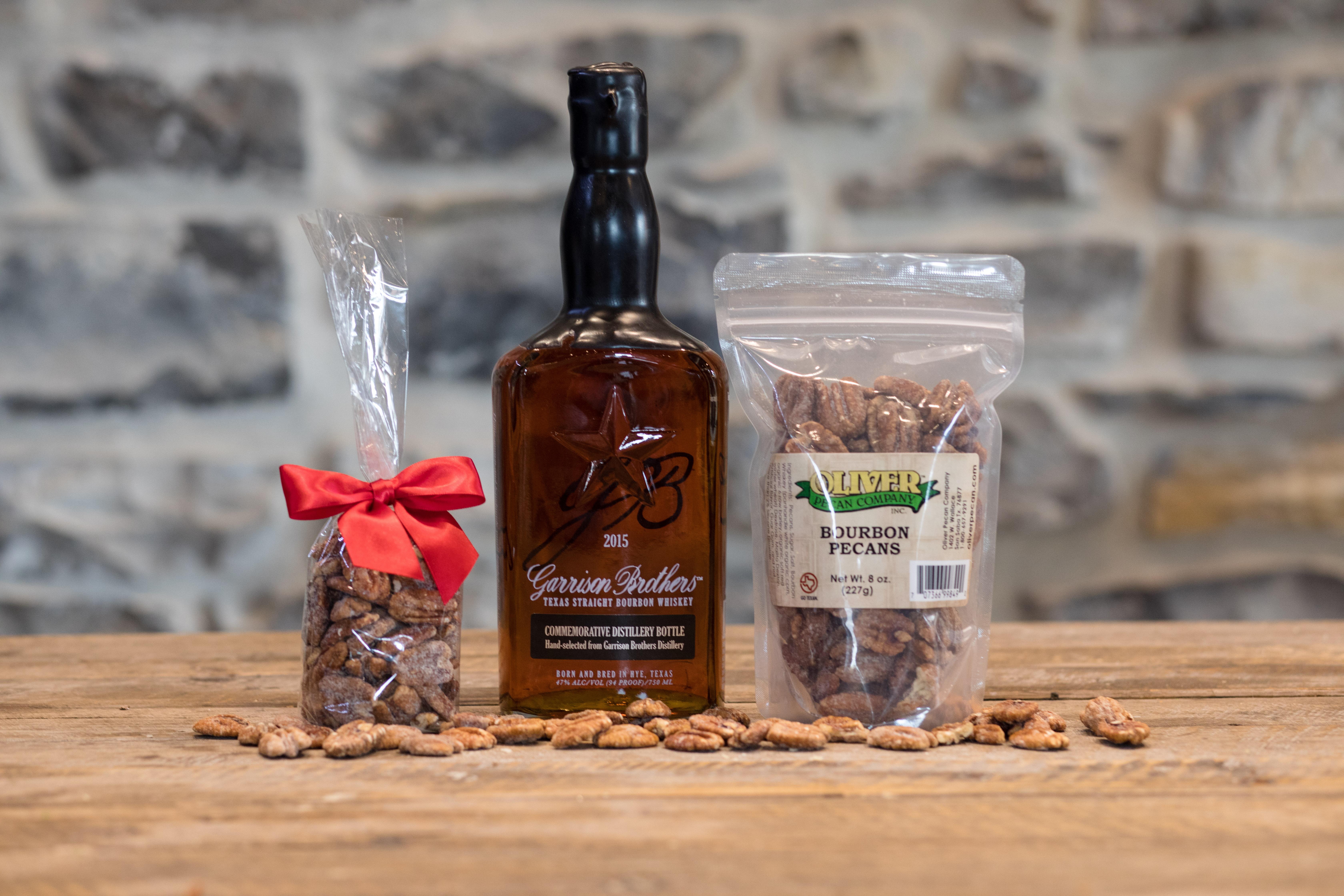 Bourbon Praline Pecans