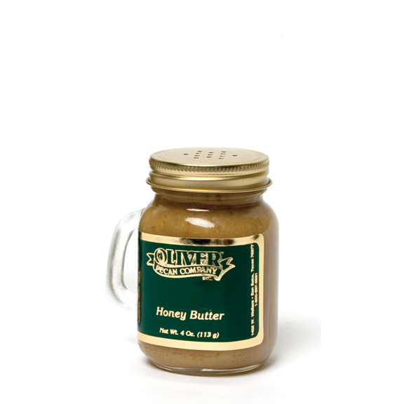4 oz. Jar Pecan Honey Butter