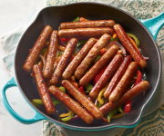 Organic Brown & Serve<br />Breakfast Links - Ten 8-oz. pkgs. Brown and Serve Pork Links ( 80 links )