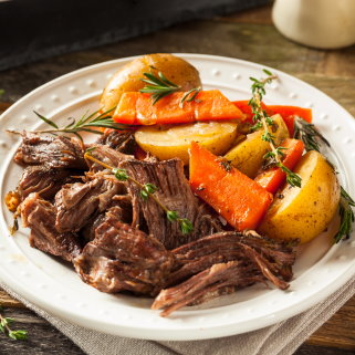 Organic Beef Chuck Roast