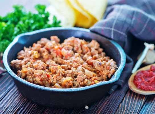 Organic Extra Lean Ground Turkey Breast