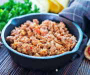 Organic Extra Lean Ground Turkey Breast - Four 12-oz. pkgs. Extra Lean Ground Turkey Breast