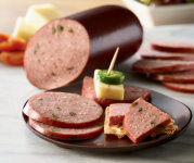 Organic Uncured Beef Summer Sausage - Jalapeno - Two 12-oz. Sticks