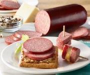 Organic Beef Summer Sausage - Original - Eight 12-oz. pkgs. Beef Summer Sausage - Original