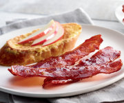 Organic Uncured<br />Turkey Bacon - Two 8-oz. pkgs