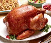 Organic Whole Young Turkey - One Whole Turkey w/Giblets