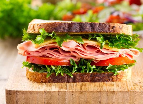 Organic Ham Slices