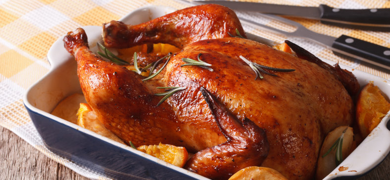 More Time With Family This Holiday Season!<p>Our Whole Smoked Turkey is Ready to Heat and Serve, Allowing More Time for Making Memories!