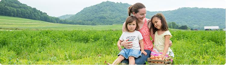 Organic Prairie's Goede Family