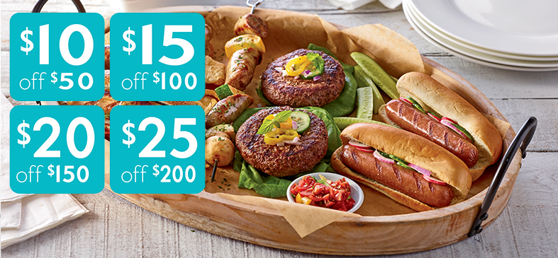 Organic Grilling Favorites<p>This sale won't last forever. Place an order and save today.