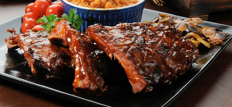Taste the Difference with these Baby Back Ribs<p>These meaty organic pork ribs are ready for your favorite dry rub or sauce.