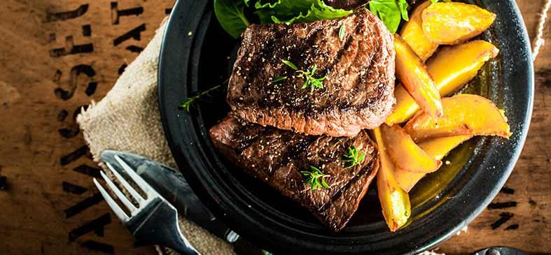Flash Sale on Organic 100% Grassfed Sirloins<p>Half off Organic 100% Grassfed Sirloin Steak while supply lasts