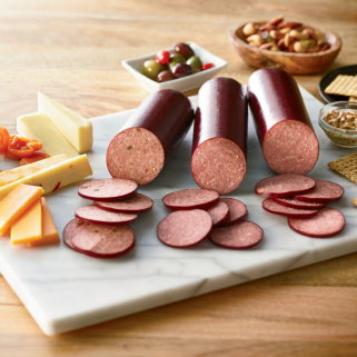 Organic Uncured Beef Summer Sausage Sampler