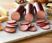 Organic Beef Summer Sausage Sampler - Two Samplers (6 sticks)