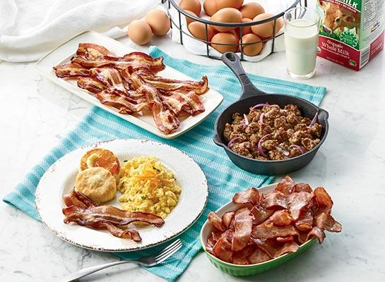 Organic Prairie Breakfast Sampler