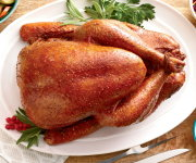 Organic Whole Young Turkey - Organic Whole Young Turkey<br /> with Giblets approx. 14-lb.