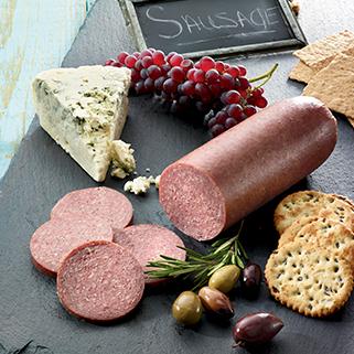 Organic BeefSummer Sausage