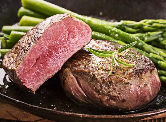 Organic Beef Tenderloin Value Pack Steak