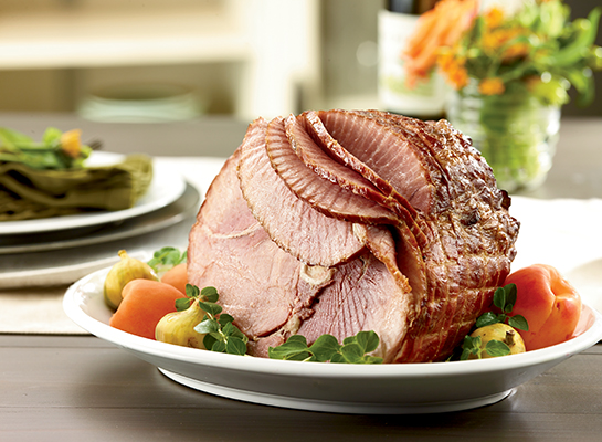 Hardwood Smoked Ham
