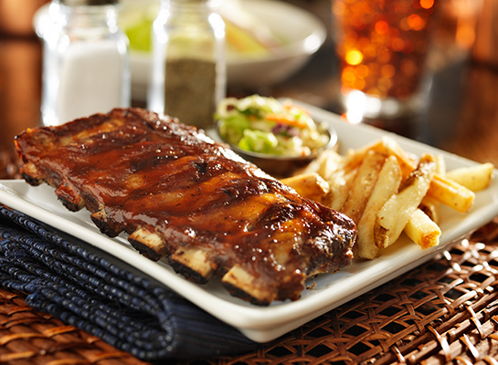 Organic Pork Baby Back Ribs