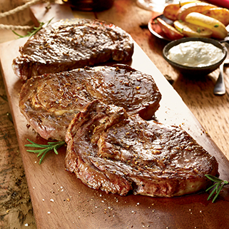 Premium OrganicRibeye Steak
