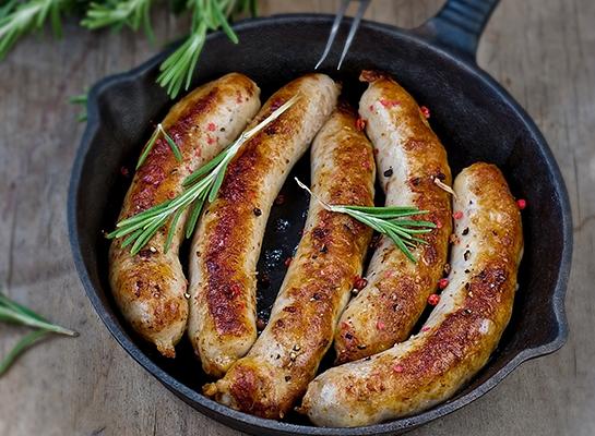 Organic ItalianPork Sausage