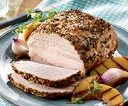 Organic Boneless<br />Pork Loin Roast - Three approx. 20-oz. pkgs. Boneless Pork Loin Roasts