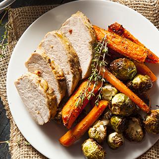 Organic Pork Tenderloin