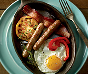 Organic Brown & Serve<br />Breakfast Links - Five 8-oz. pkgs. Brown and Serve Pork Links