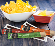 Mighty Organic Beef Sticks Snack Pack - 72 Mighty Organic Beef Sticks (24) Original, (24) Teriyaki, (24) Jalapeno