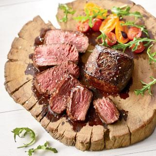 Organic 100% Grass Fed Sirloin Steak