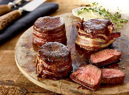 Organic 100% Grass Fed Tenderloin Steak