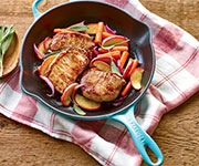 Organic Center Cut<br />Boneless Pork Chops