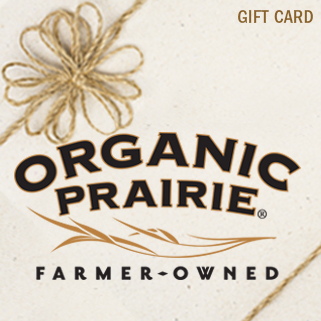 Organic Prairie Virtual Gift Card