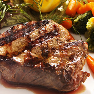 Premium Organic Center Cut Top Sirloin Steak