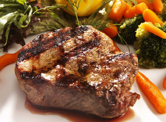 Premium Organic Center Cut Top Sirloin Steak