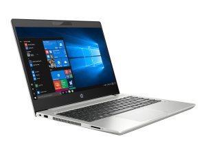 """HP ProBook 440 G6 - Core i5 8265U / 1.6 GHz - Win 10 Pro 64-bit - 8 GB RAM - 256 GB SSD NVMe, HP Value - 14"""" IPS 1920 x 1080 (Full HD) - UHD Graphics 620 - Wi-Fi, Bluetooth - kbd: US (5VC06UT#ABA)"""