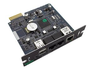 APC Network Management Card 2 with Environmental Monitoring - remote management (AP9631)