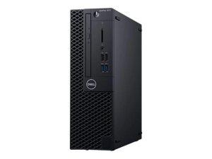 Dell OptiPlex 3070 - SFF - 1 x Core i5 9500 / 3 GHz - RAM 8 GB - SSD 256 GB - NVMe, Class 35 - DVD-Writer - UHD Graphics 630 - GigE - Win 10 Pro 64-bit(CPJT9)