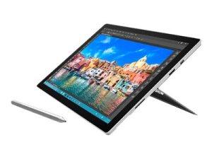 Microsoft Surface Pro 4 - Tablet - Core i5 6300U / 2.4 GHz - Win 10 Pro 64-bit - 4 GB RAM (CR5-00001)