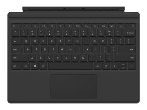 Microsoft Surface Pro Type Cover - Keyboard - with trackpad, accelerometer (FMM-00001)
