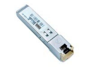 Cisco - SFP (mini-GBIC) transceiver module - GigE - 1000Base-T - RJ-45 (GLC-TE=)