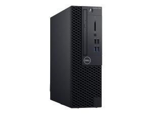 Dell OptiPlex 3060 - SFF - 1 x Core i5 8500 / 3 GHz - RAM 8 GB - SSD 128 GB - Class 20 - DVD-Writer - UHD Graphics 630 (KN6RG)