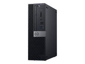 Dell OptiPlex 5070 - SFF - 1 x Core i5 9500 / 3 GHz - RAM 8 GB - HDD 500 GB - DVD-Writer - UHD Graphics 630 - GigE - Win 10 Pro 64-bit(PY3CN)