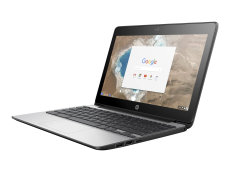 HP Chromebook 11 G5 - Education Edition - Celeron N3060 / 1.6 GHz - Chrome OS - 4 GB RAM - 16 GB eMMC (1FX82UT#ABA)