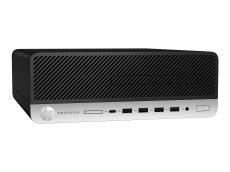 HP ProDesk 600 G3 - SFF - 1 x Core i5 7500 / 3.4 GHz - RAM 8 GB - HDD 1 TB (1FY53UT#ABA)