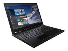 "LENOVO THINKPAD P50 20EN0013US 15.6"" LAPTOP - INTEL CORE I7-6700HQ (4CORE 2.60 GHZ), 8GB RAM, 500GB HARD DRIVE, NVIDIA QUADRO M1000M 2GB (20EN0013US)"
