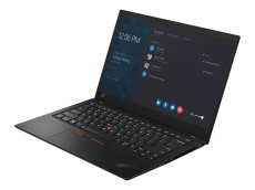 "Lenovo ThinkPad X1 Carbon (7th Gen) 20R1 - Ultrabook - Core i7 10510U / 1.8 GHz - Win 10 Pro 64-bit - 16 GB RAM - 1 TB SSD TCG Opal Encryption 2, NVMe - 14"" IPS 3840 x 2160 (Ultra HD 4K) - UHD Graphics - Wi-Fi, Bluetooth - black paint (20R1001TUS)"